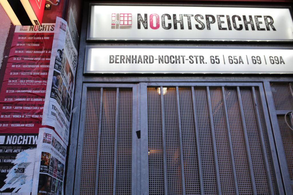Nochtspeicher - Ein Ort für Musik, Literatur, Tanz und Kunst