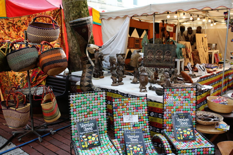 Alafia - Markt
