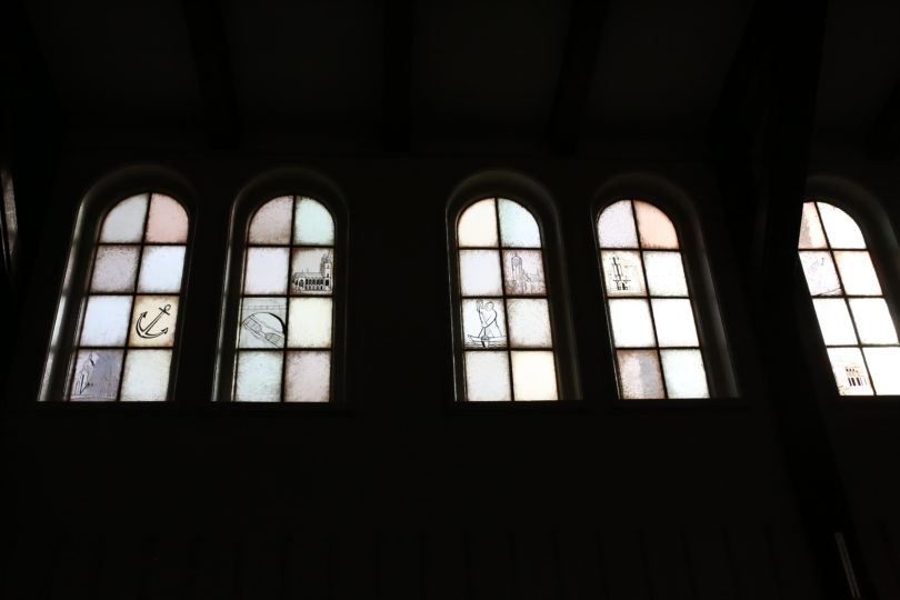 Flussschifferkirche Fenster