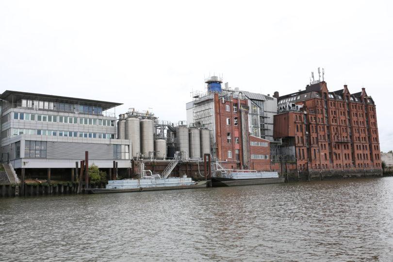 Hafen - Modern und klassisch